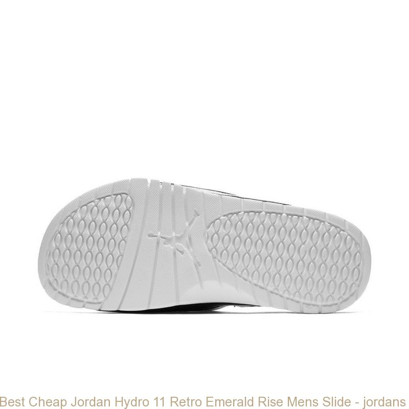 65cbb95d8ad0 Best Cheap Jordan Hydro 11 Retro Emerald Rise Mens Slide – jordans ...
