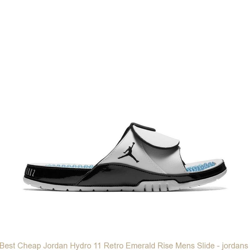 85da7889a8f7 Best Cheap Jordan Hydro 11 Retro Emerald Rise Mens Slide – jordans ...