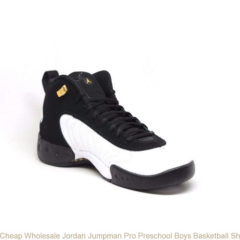 hot sale online ab23c 40177 Cheap Wholesale Jordan Jumpman Pro Preschool Boys Basketball Shoe - www  cheap jordans china com - 7057V