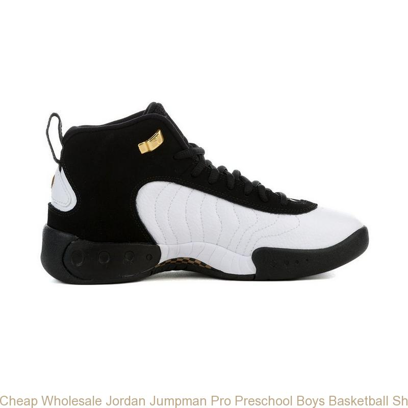ebc85e41c Cheap Wholesale Jordan Jumpman Pro Preschool Boys Basketball Shoe ...