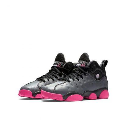 1e384cf4b9d4 Cheap Wholesale Jordan Jumpman Team II Grey Pink Grade School Girls Shoe ...