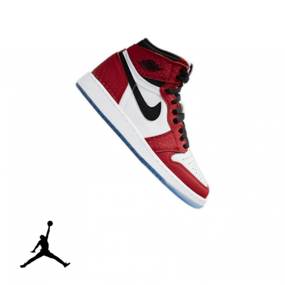 Discount Jordan 1 Retro High OG Origin Story Preschool Kids Shoe ... 717d46d21666