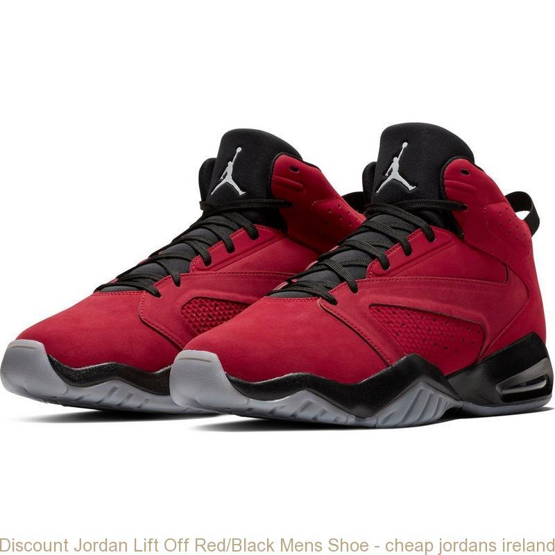 Discount Jordan Lift Off Red/Black Mens