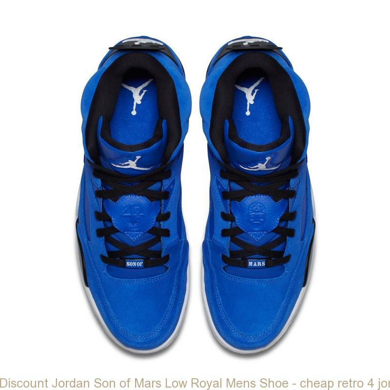finest selection ed446 aea73 Discount Jordan Son of Mars Low Royal Mens ...