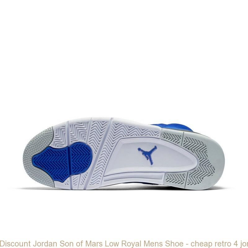 designer fashion f7ecb 550e5 Discount Jordan Son of Mars Low Royal Mens Shoe ...