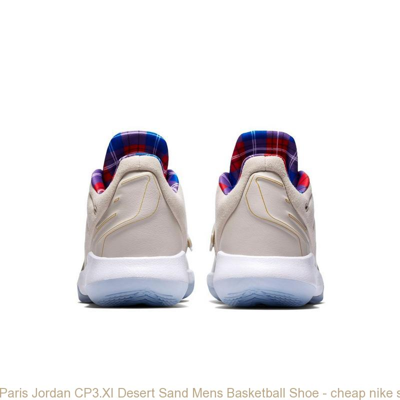 58eb5528d Paris Jordan CP3.XI Desert Sand Mens Basketball Shoe – cheap nike ...