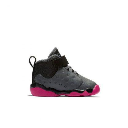 d41d6fd6ca0 Perfect Jordan Jumpman Team II Grey Pink Toddler Kids Shoe – buy nike ...