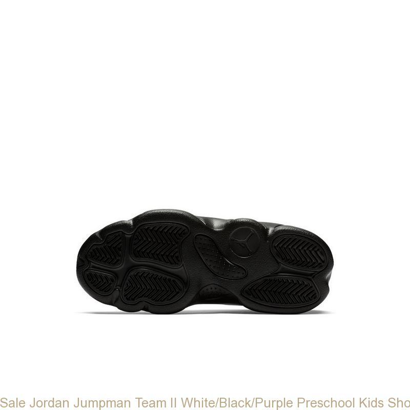 online store 8b925 48d24 Sale Jordan Jumpman Team II White/Black/Purple Preschool Kids Shoe - cheap  retro 9 jordans - R0407